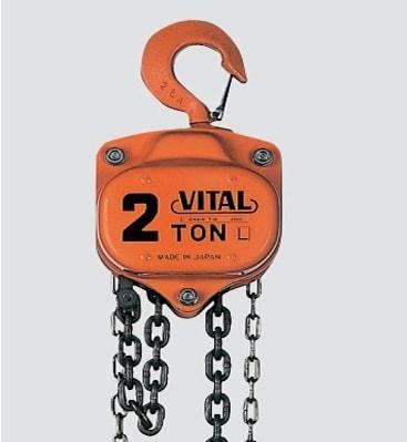 Palăng xích kéo tay 1 tấn 3m Vital VP5-10